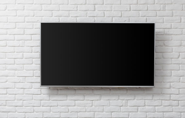 big-tv-on-the-white-wall